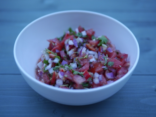 Pulled beed salsa